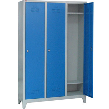 Triple Dressing Cupboard